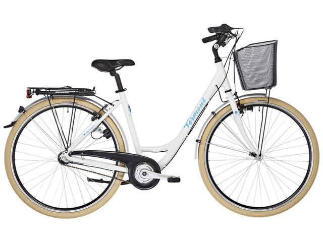 Vermont Rosedale 3s - Vélo de ville - blanc